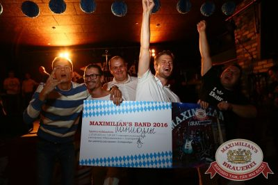 «Октоберфест-2016», конкурс «Maximilian's Band-2016», финал, 27 сентября 2016 - Ресторан «Максимилианс» Екатеринбург - 19