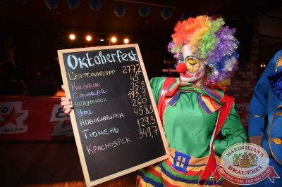 «Октоберфест-2016»: выбор пивной столицы и День именинника, 30 сентября 2016 - Ресторан «Максимилианс» Екатеринбург - 01