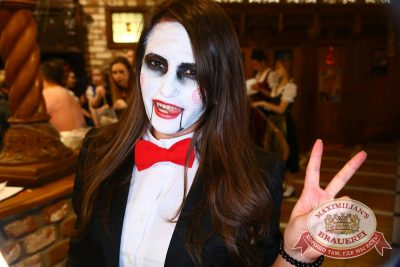 Halloween, 28 октября - Ресторан «Максимилианс» Екатеринбург - 28