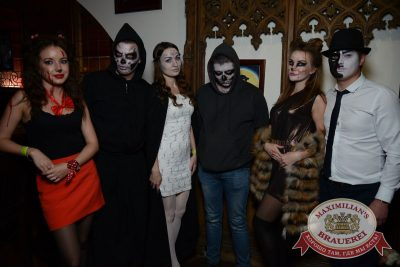Halloween: кошмар перед рождеством, 29 октября 2016 - Ресторан «Максимилианс» Екатеринбург - 25