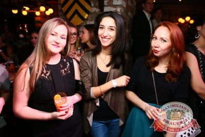 День рождения «Максимилианс»: нам 4 года! Специальный гость: Стас Костюшкин, 1 декабря 2016 - Ресторан «Максимилианс» Екатеринбург - 39