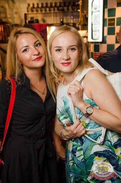 «Дыхание ночи»: Dj Twins Project (Москва), 25 августа 2017 - Ресторан «Максимилианс» Екатеринбург - 31