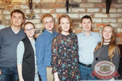 StandUp: Комиссаренко и Щербаков, 6 декабря 2017 - Ресторан «Максимилианс» Екатеринбург - 45