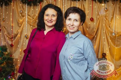 Похмельные вечеринки, 3 января 2018 - Ресторан «Максимилианс» Екатеринбург - 3