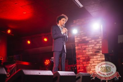 Stand Up: Дмитрий Романов, 7 февраля 2018 - Ресторан «Максимилианс» Екатеринбург - 1