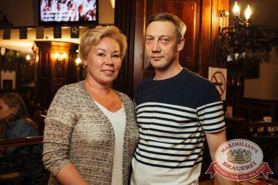 Алексей Белов, лидер группы Gorky Park, 6 июня 2018 - Ресторан «Максимилианс» Екатеринбург - 14