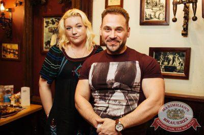 Алексей Белов, лидер группы Gorky Park, 6 июня 2018 - Ресторан «Максимилианс» Екатеринбург - 18
