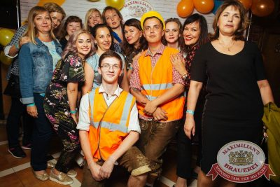 День строителя, 10 августа 2018 - Ресторан «Максимилианс» Екатеринбург - 11