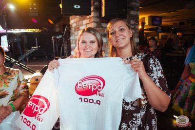 Вечеринка «Ретро FM», 17 августа 2018 - Ресторан «Максимилианс» Екатеринбург - 27