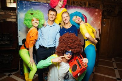 «Вечеринка Ретро FM», 14 сентября 2018 - Ресторан «Максимилианс» Екатеринбург - 1