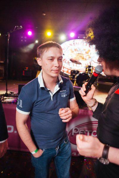 «Вечеринка Ретро FM», 14 сентября 2018 - Ресторан «Максимилианс» Екатеринбург - 41