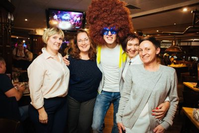 «Вечеринка Ретро FM», 14 сентября 2018 - Ресторан «Максимилианс» Екатеринбург - 50