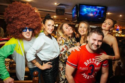 «Вечеринка Ретро FM», 14 сентября 2018 - Ресторан «Максимилианс» Екатеринбург - 53