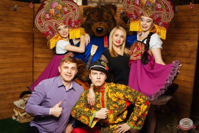 «Дыхание ночи»: русская вечеринка «Matreshka Party», 13 октября 2018 - Ресторан «Максимилианс» Екатеринбург - 1
