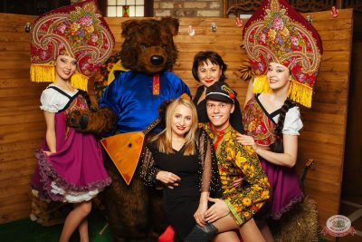 «Дыхание ночи»: русская вечеринка «Matreshka Party», 13 октября 2018 - Ресторан «Максимилианс» Екатеринбург - 3