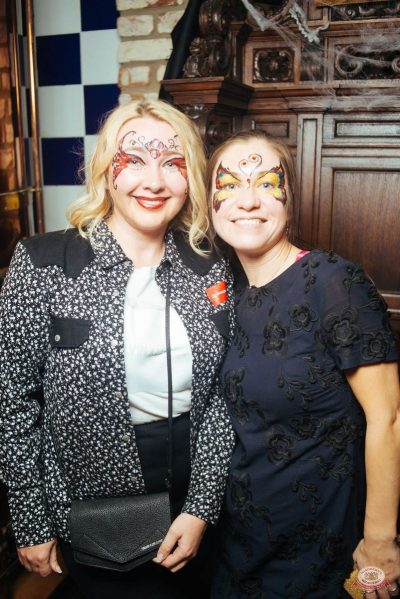 «Хэллоуин»: «От заката до рассвета», 26 октября 2018 - Ресторан «Максимилианс» Екатеринбург - 63