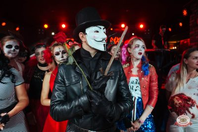 «Хэллоуин»: «Территория страха», 27 октября 2018 - Ресторан «Максимилианс» Екатеринбург - 0019
