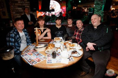 Группа «Рок-острова», 23 января 2019 - Ресторан «Максимилианс» Екатеринбург - 41