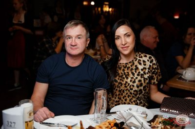 Группа «Рок-острова», 23 января 2019 - Ресторан «Максимилианс» Екатеринбург - 42