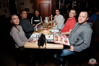 Группа «Рок-острова», 23 января 2019 - Ресторан «Максимилианс» Екатеринбург - 54