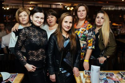 «Вечеринка Ретро FM»: «Комиссар», «Технология», «Размер Project», 29 января 2020 - Ресторан «Максимилианс» Екатеринбург - 36
