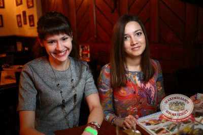Международный Женский день, 8 марта 2014 - Ресторан «Максимилианс» Екатеринбург - 32