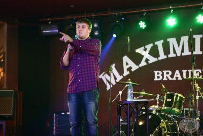 Александр Незлобин, 1 октября 2013 - Ресторан «Максимилианс» Екатеринбург - 16