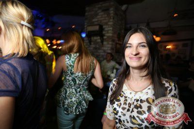 «Дыхание ночи»: Alex Kafer & Lera, 1 августа 2014 - Ресторан «Максимилианс» Екатеринбург - 21