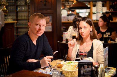 Группа «Банд'Эрос», 14 марта 2013 - Ресторан «Максимилианс» Екатеринбург - 17