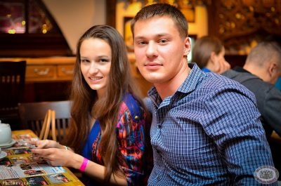 Группа «Банд'Эрос», 14 марта 2013 - Ресторан «Максимилианс» Екатеринбург - 22
