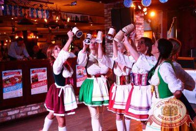 «Октоберфест»: конкурс «Баварский танец», 29 сентября 2015 - Ресторан «Максимилианс» Екатеринбург - 21