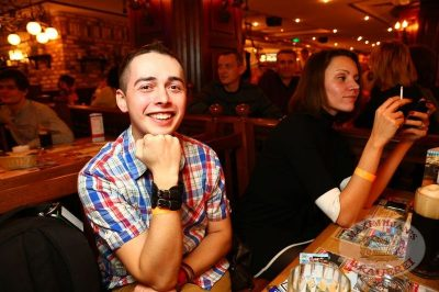 «Чиж&Co», 31 октября 2013 - Ресторан «Максимилианс» Екатеринбург - 32