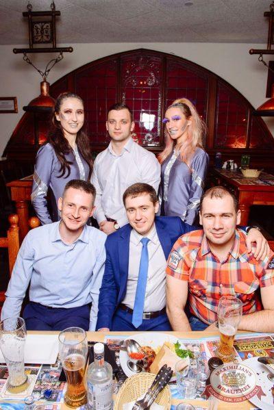 День космонавтики: удачная посадка!, 14 апреля 2017 - Ресторан «Максимилианс» Екатеринбург - 12
