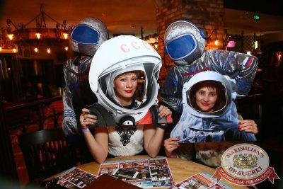 День космонавтики: удачная посадка! 15 апреля 2016 - Ресторан «Максимилианс» Екатеринбург - 10