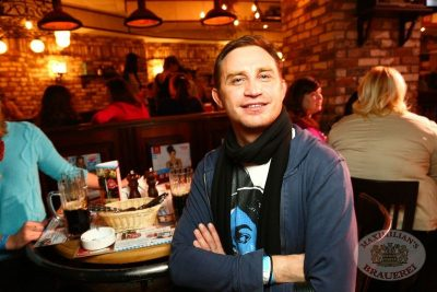 Дима Билан, 30 января 2014 - Ресторан «Максимилианс» Екатеринбург - 06