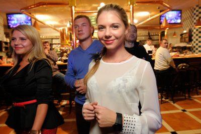 Дискотека Авария, 24 января 2013 - Ресторан «Максимилианс» Екатеринбург - 13