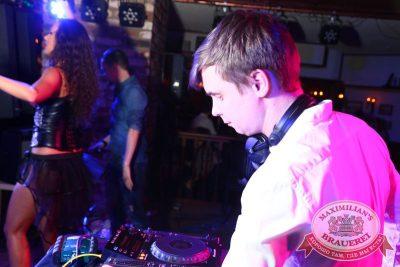 «Дыхание ночи»: DJ Anton (Москва), 27 февраля 2015 - Ресторан «Максимилианс» Екатеринбург - 03