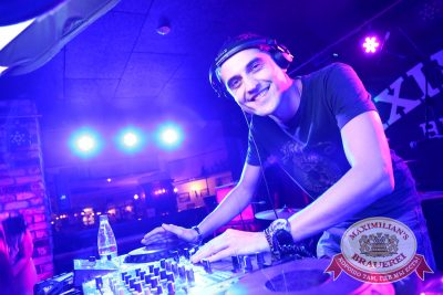 «Дыхание ночи»: DJ EDD (Екатеринбург), 13 июня 2014 - Ресторан «Максимилианс» Екатеринбург - 14