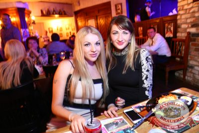 «Дыхание ночи»: DJ NiL & Anthony EL Mejor, 24 октября 2014 - Ресторан «Максимилианс» Екатеринбург - 04