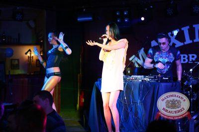 «Дыхание ночи»: DJ Nil & Mischa, 7 марта 2014 - Ресторан «Максимилианс» Екатеринбург - 02