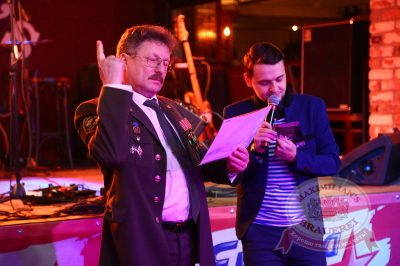 «Дыхание ночи»: DJ Сергей Рига, 21 февраля 2014 - Ресторан «Максимилианс» Екатеринбург - 13
