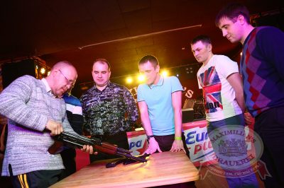 «Дыхание ночи»: DJ Сергей Рига, 21 февраля 2014 - Ресторан «Максимилианс» Екатеринбург - 14