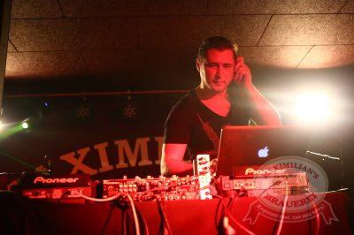 «Дыхание ночи»: DJ Сергей Рига, 21 февраля 2014 - Ресторан «Максимилианс» Екатеринбург - 21
