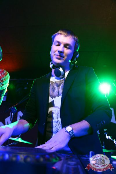 «Дыхание ночи»: DJ Tim First & Rebtcov, 28 ноября 2014 - Ресторан «Максимилианс» Екатеринбург - 01