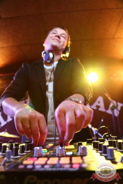 «Дыхание ночи»: DJ Tim First & Rebtcov, 28 ноября 2014 - Ресторан «Максимилианс» Екатеринбург - 03