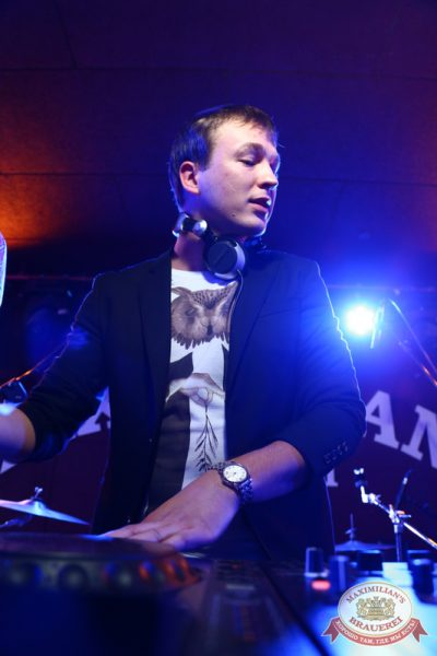 «Дыхание ночи»: DJ Tim First & Rebtcov, 28 ноября 2014 - Ресторан «Максимилианс» Екатеринбург - 11