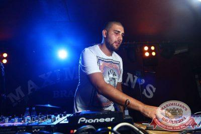 «Дыхание ночи»: DJ Viento (Москва), 28 августа 2015 - Ресторан «Максимилианс» Екатеринбург - 02