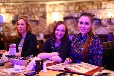 Дуэт «Сёстры Зайцевы», 26 апреля 2013 - Ресторан «Максимилианс» Екатеринбург - 08