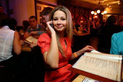 Дуэт «Сёстры Зайцевы», 26 апреля 2013 - Ресторан «Максимилианс» Екатеринбург - 09