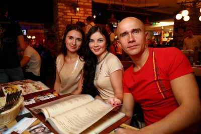 Дуэт «Сёстры Зайцевы», 26 апреля 2013 - Ресторан «Максимилианс» Екатеринбург - 10